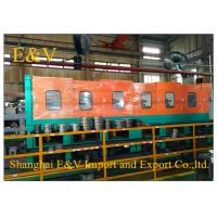 Quality 200kw Total power Metal Rolling Mill , 35mm - 25mm zinc rod rolling mill for sale