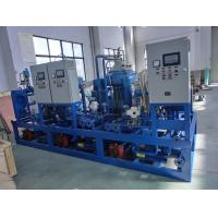 Quality HFO Power Plant Centrifugal Fuel Oil Treatment System 50Hz 60Hz CCS BV Certification for sale