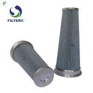Pleated Vacuum Cleaner Air Filter Cartridge PTFE Material 0112311 Model