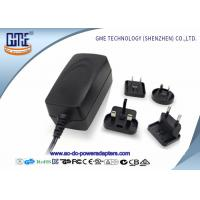 Quality Worldwide Interchangeable ac dc wall adapter 12V 1.5A For cosmetic machine for sale