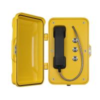 Quality Three Button Outdoor Weatherproof Emergency Phone With Speed Dial Function for sale