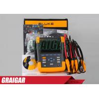 Quality 435- I ISeries 3 Phase Electrical Instruments Handheld Power Quality Energy Analyzer Version 4.08 for sale