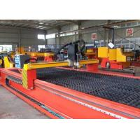 Buy cheap Portable CNC Plasma Cutter Cutting Machines , Programmable Plasma Cutter Table Top Type from wholesalers