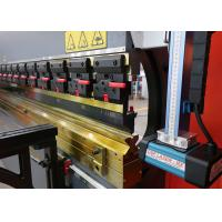 Buy High Rigidity CNC Heavy Duty Hydraulic Press Brake Machine for Sheet Metal at wholesale prices