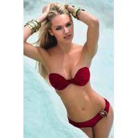 Quality bikini sexy swimwear CJT95burgundy for sale