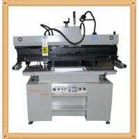 Quality Semi automation high precision screen printing machine T1200D in electric industry for smt production for sale