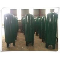 Buy Easy Installed Compressed Air Storage Tank , Compressed Air Accumulator Tank at wholesale prices
