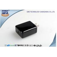 Quality 100-240VAC Briliant Black 5V 3A  Type - C Charger for Quick Charging for sale