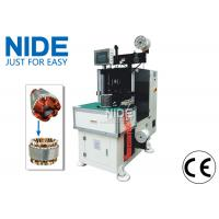 Quality Single side stator coil lacer machine / stator winding lacing equipment for sale