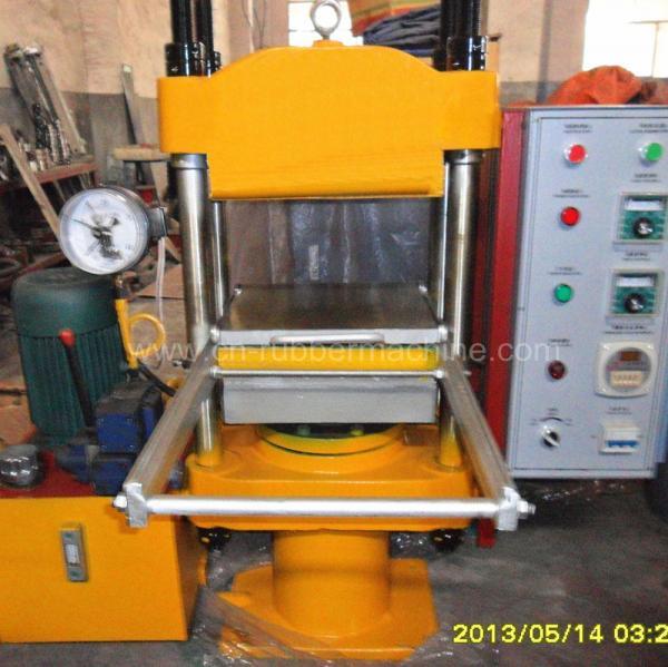 Buy Column Type Rubber Vulcanizing Press, Vulcanizing Press (XLB-350x350x2) at wholesale prices