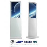 China 32 inch advertising display,new design,white color,Android Wireless Wifi Remote on sale