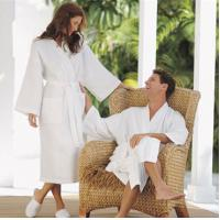Quality Five Star Hotel Bathrobe for sale