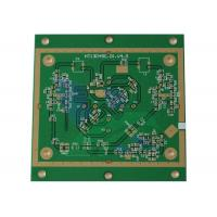 Quality 6 Layer Rogers PCB High Frequency Board For Communication Products for sale