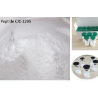 China Purity 99% Raw Peptide Powder Lean Body Mass CJC -1295 DAC 5mg / Vial, 2mg / Vial on sale