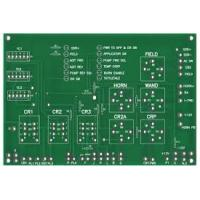 Quality FR4 Rigid Pcb Board 1.6mm Thickness 1 OZ with Immersion Gold UL & ROHS for sale
