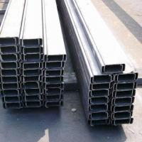 China Cold-Formed Steel Sections Profile with Thickness of 12mm on sale