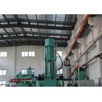 Quality Oil Hydraulic Press Rubber Injection Machine , Silicone Injection Molding Machine Energy Saving for sale