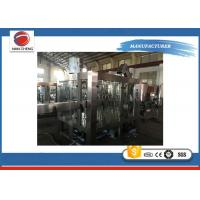 Quality Wine Drinking Glass Bottle Filling Machine 6000BPH High Filling Precision for sale