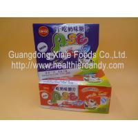 Quality Various Candy Shapes Green Milk Tablets Lowest Calorie For Entertainments GMP for sale