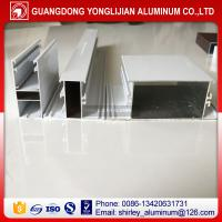 Quality Powder coated window and door aluminum extrusion profile for Africa for sale