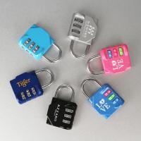 Quality Traveling Luggage Flexible Wire Padlock Suitcase Cable Padlock Heart for sale