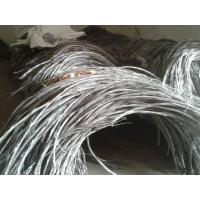 China 99.7% purity Aluminum wire scrap on sale