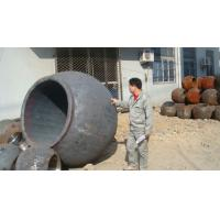 Quality OEM Heat Treatment AISI 4340 Alloy Steel 48'' Ball Valve Forging For Oil Machinery for sale