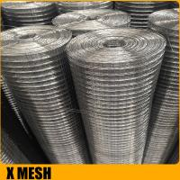 Buy cheap 8 gauge welded wire mesh/welded wire mesh for construction from wholesalers