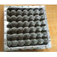 Quality Durable Molded Pulp Trays Molds / Pulp Moulding Dies With Plastic Material for sale