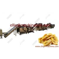 Quality Fully Automatic Banana Plantain Chips Production Line|High Quality Plantain Chips Making Machine for sale
