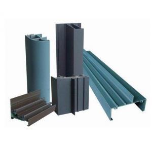 Quality Modular 6000 Series Aluminum Window Frame Extrusions Aluminium Door Profiles for sale