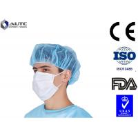 Quality Clearoom Bouffant Surgical Caps  Spunbond Polypropylene One Size Fits Most for sale