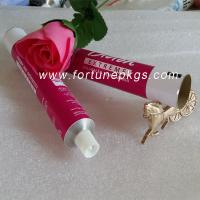 Quality Empty cosmetic aluminum tube for cream for sale