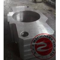 Buy cheap 42CrMo 40CrNiMo Steel Forgings Seamless Ring Heat Treatment EF LF VD from wholesalers