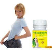 Quality Women Botanical Diet Pills Botanical Slimming Gel Extracts Of Natural Plants for sale
