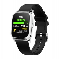 Quality 24 Hours Heart Rate Monitor ROHS Body Temperature Smartwatch for sale