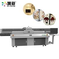 Buy cheap Ceramic plate printer digital printing machine uv flatbed printer from wholesalers