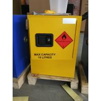 Quality 12 GAL Vented Chemical Storage Cabinets With Double Layer For Flammable Goods for sale