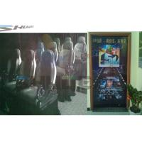 Quality Screen system and hydraulic system 5D Movie Theater for projectors, flat screen for sale