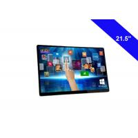 China Win10 System Infrared Touch Screen LCD Monitor with VGA/HDMI/DVI input on sale