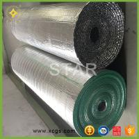 Buy cheap Floor heat insulation material with aluminum foil coating, Building thermal from wholesalers