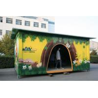 Modular Easy Assembly Waterproof Portable Commercial Building for sale