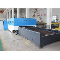 Quality CNC Fiber Laser Cutting Machine With  IPG Power for sale