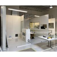 China China Class 10000 iso 7 Modular cleanroom for food on sale