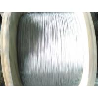 China Smooth Surface Zinc Coated Steel Wire Stranded 7/0.33mm For Making Optical Cable on sale