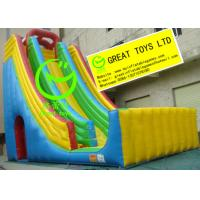 Quality Best selling Giant adult inflatable slide with 24months warranty GT-SAR-1645 for sale