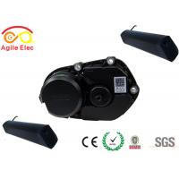 Quality 350W Bafang MM G33 Mid Electric Bicycle Motor Kit With Thunder Type Battery for sale