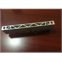 Quality 6000 Series T3 / T5 Silvery  Extruded Aluminum Enclosure For Anodized Industry Aluminum Parts for sale