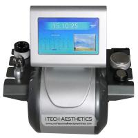 Quality Vacuum Ultrasonic RF Cavitation Machine With Multipolar Treatment Probes And Handles for sale
