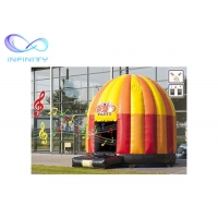 Quality Kids Adults Party Dance Inflatable Disco Dome Bouncy Castle for sale